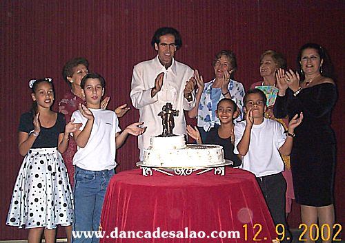 O baile foi realizado na modalidade Baile de Ficha e/ou Dançarino Contratado, que é a a especialidade do prof. Toni Sá. Toni Sá também se dedica principalmente as aulas para a terceira idade.
