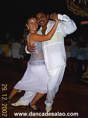 Com o Conjunto Os Devaneios e Banda Realce Rio