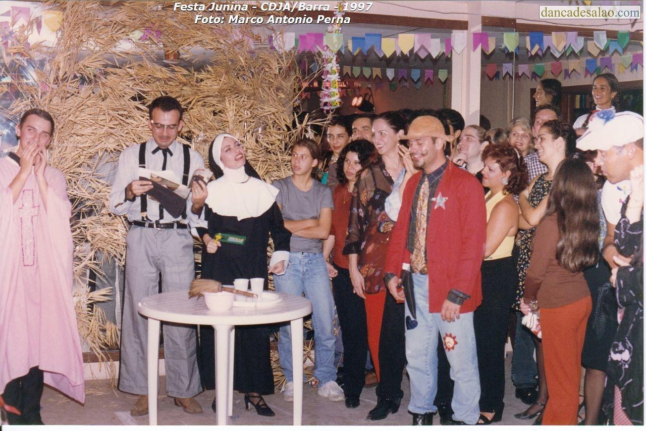 Festa Junina CDJA - 1997