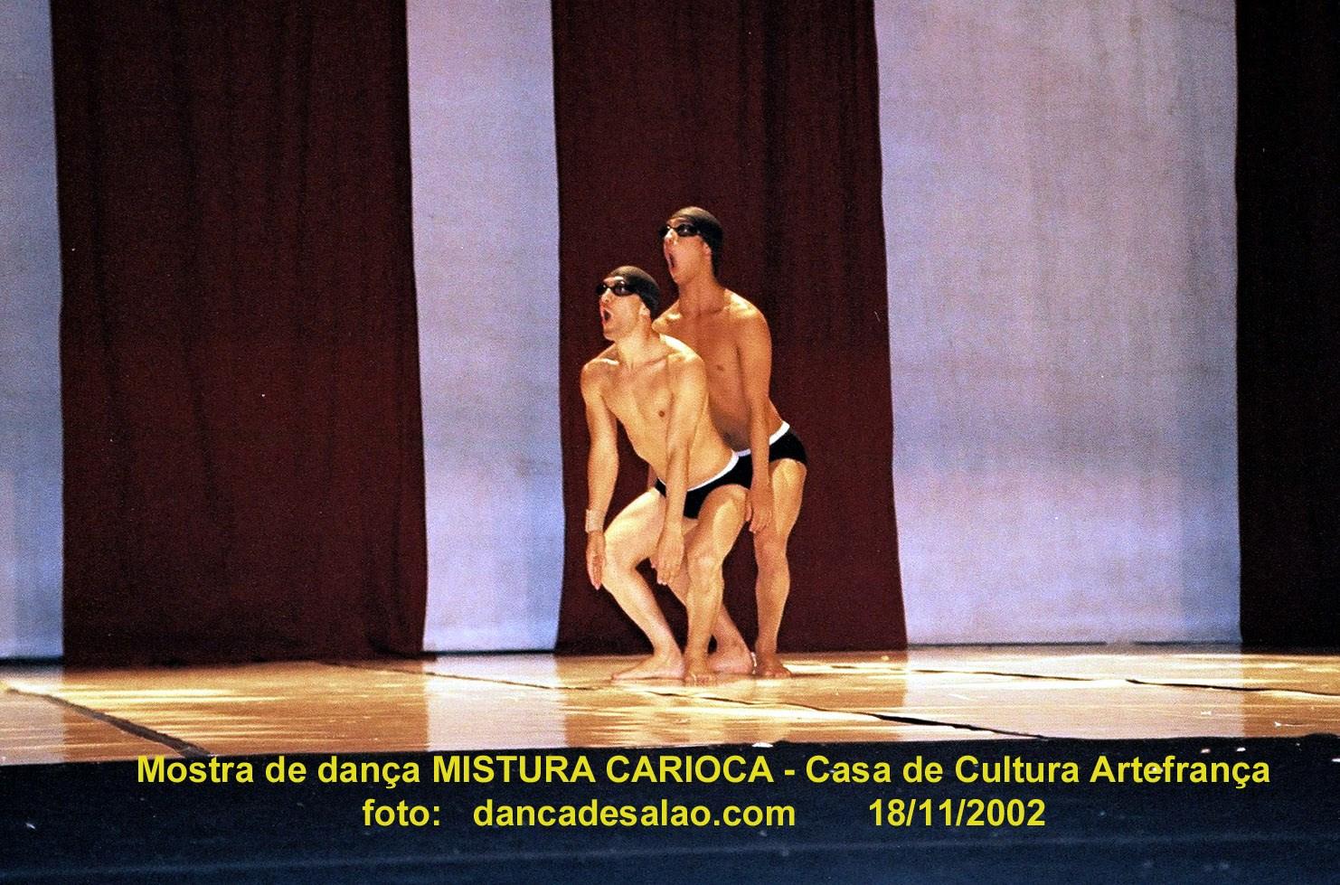 Mostra de Dança Mistura Carioca - 18.11.2002