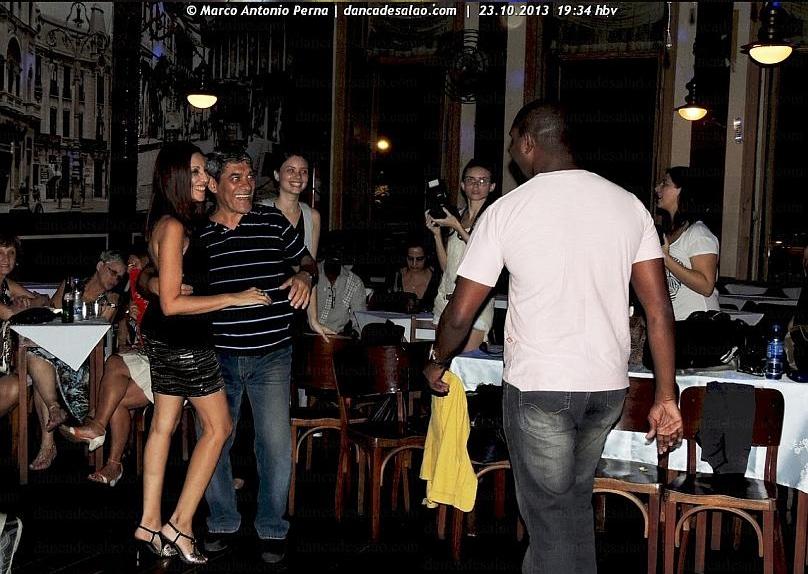 Aniv. da dançarina Valéria de Paula. Baile ao Cair da Tarde.