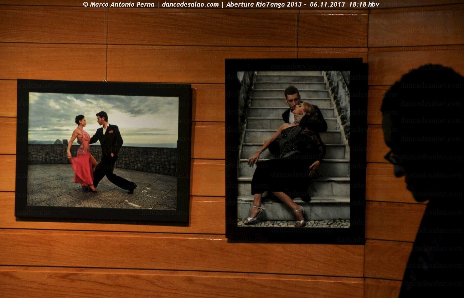 Abertura Rio Tango Festival em 6 de novembro de 2013 - Tiradas no Consulado Geral da Argentina do Rio de Janeiro