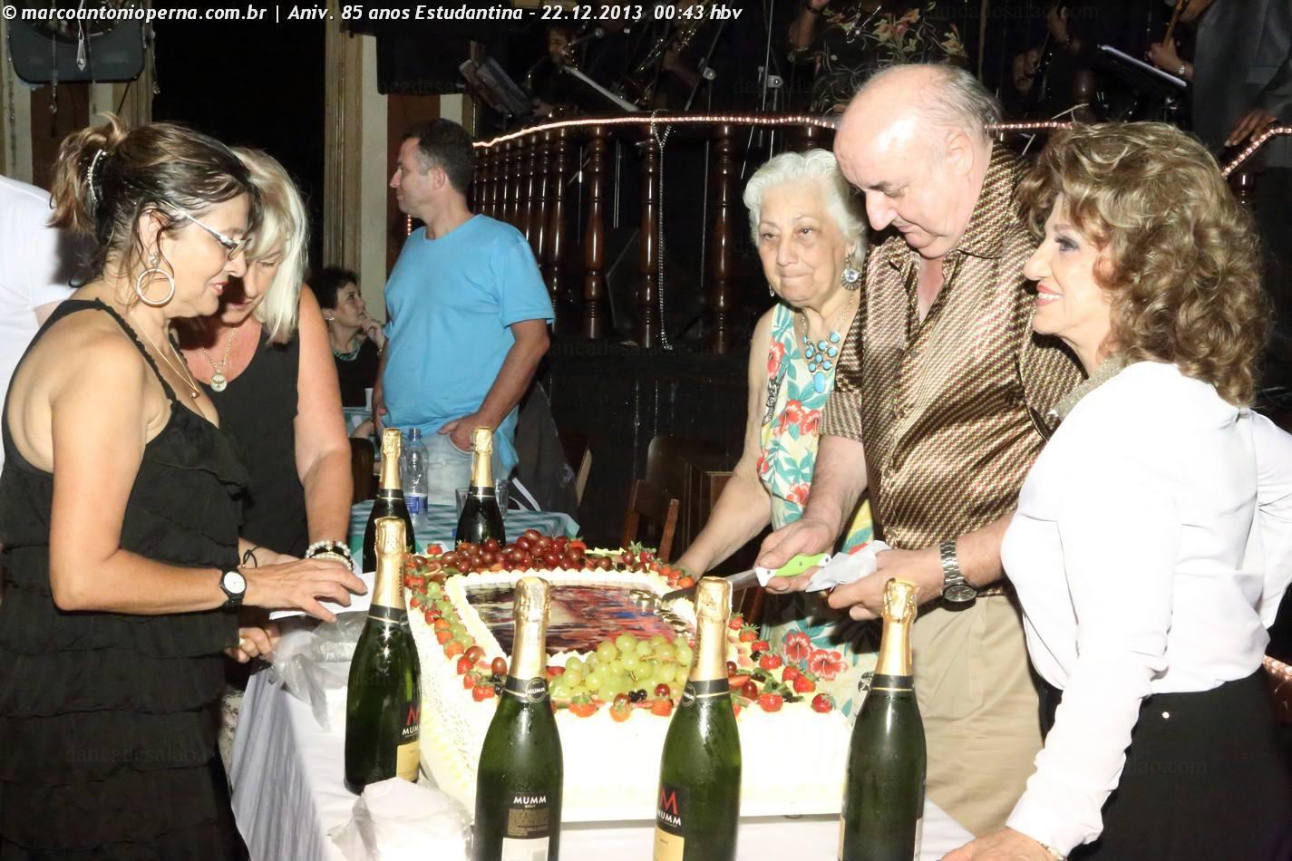 Aniversário 85 anos da Estudantina - Rio de Janeiro - RJ - 21.12.2013.