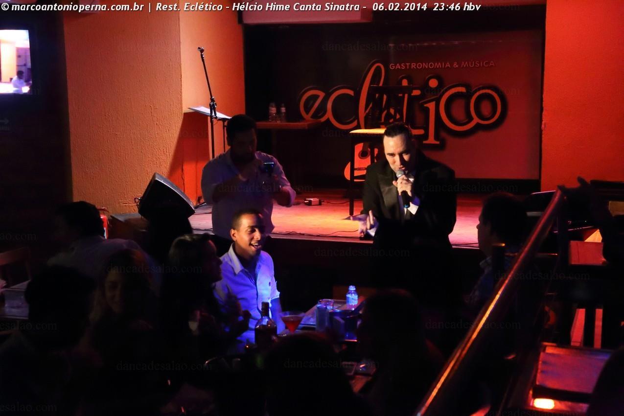 Hélcio Hime canta Sinatra