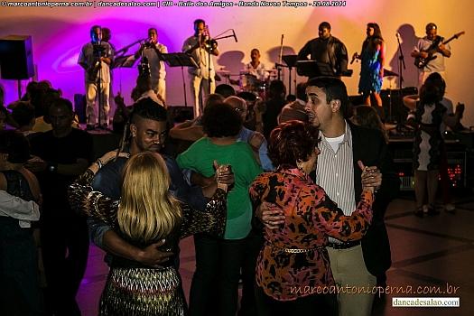 Com a Banda Novos Tempos e organização de Jessé Sarmento Junior e Larissa Lima