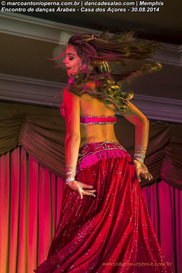Encontro de Danças Árabes - Parte 2 - Memphis