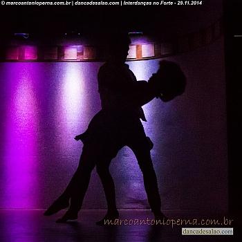 Semana da Dança de salão. Organizado por David Theodor