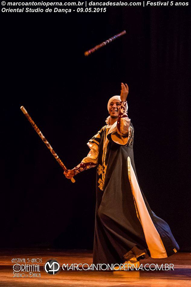 Festival 5 anos Oriental Studio de Dança