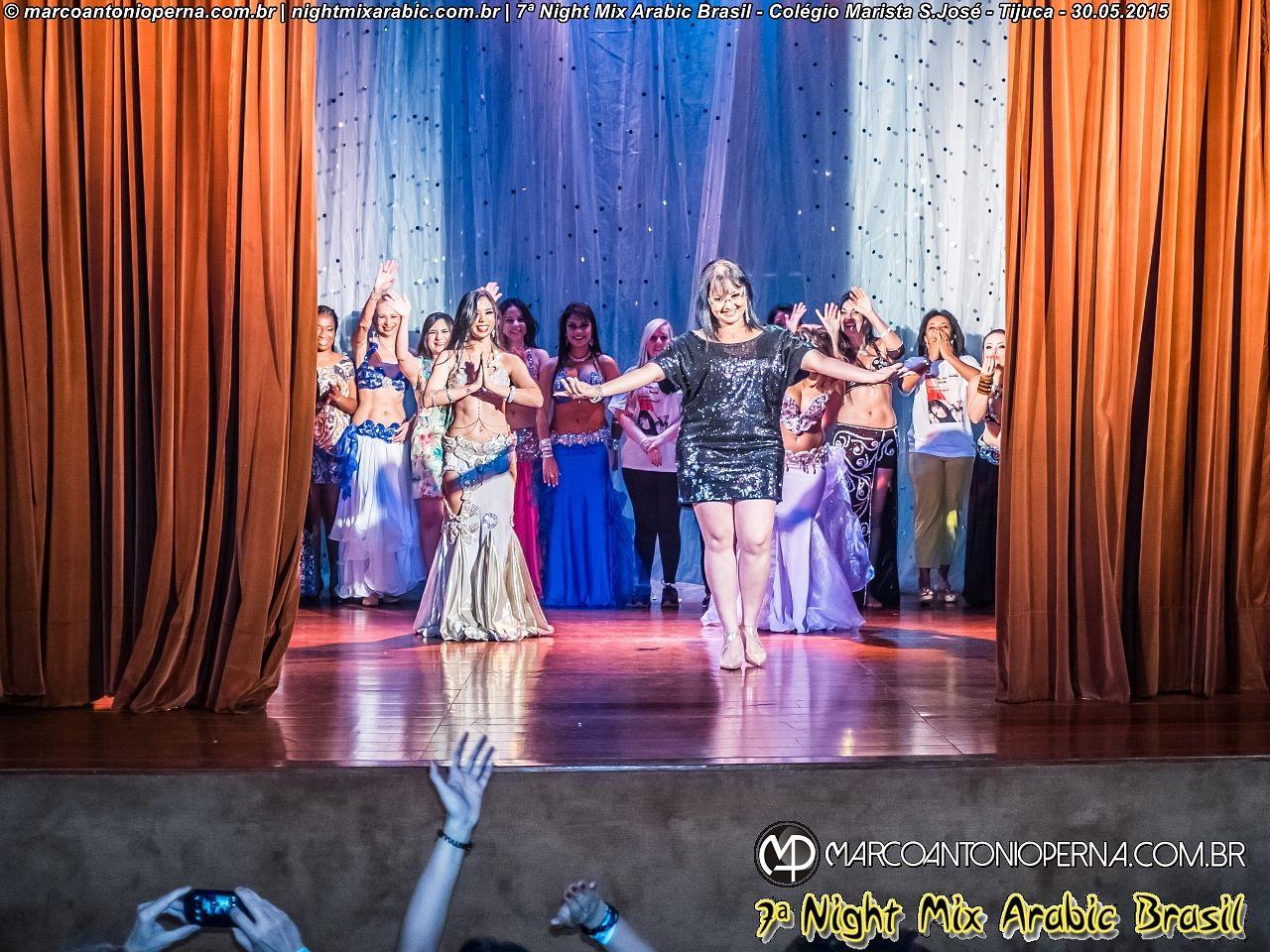 Evento promovido por Darah Hamad com grande profissionalismo na organização e que contou com dançarinas de altíssimo nível em todas as apresentações.