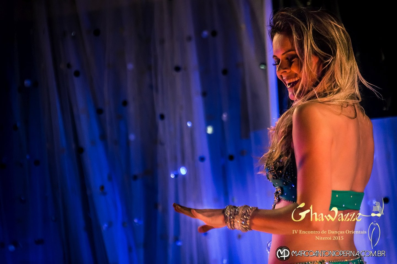 Ghawazze IV Encontro de Danças Orientais - Niterói