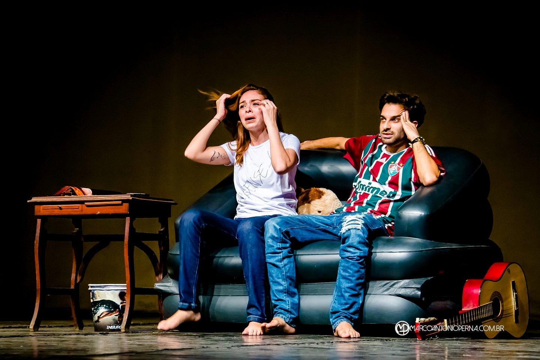 Espetáculo #DR -  Discutindo a Relação, com Sharon Barros e Thiago Uriart - 20160419