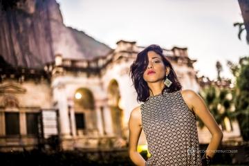 Modelo: Jana - Fotografia: Marco Antonio Perna - Maquiagem: Andrea Carvalho