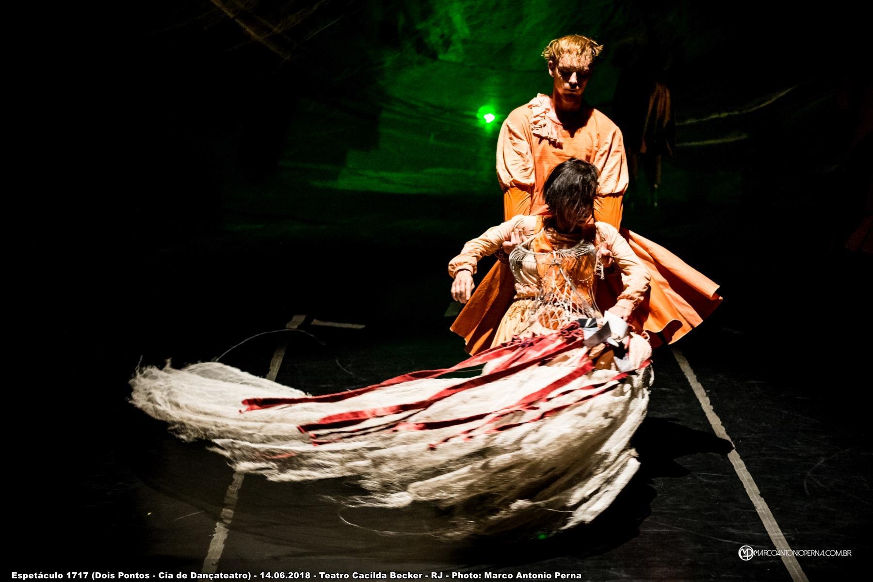 14 e 15 de junho de 2018 - Teatro Cacilda Becker - RJ