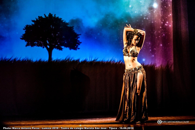 Espetáculo Lumina -  Teatro do colégio Marista São José - Tijuca - 20180616