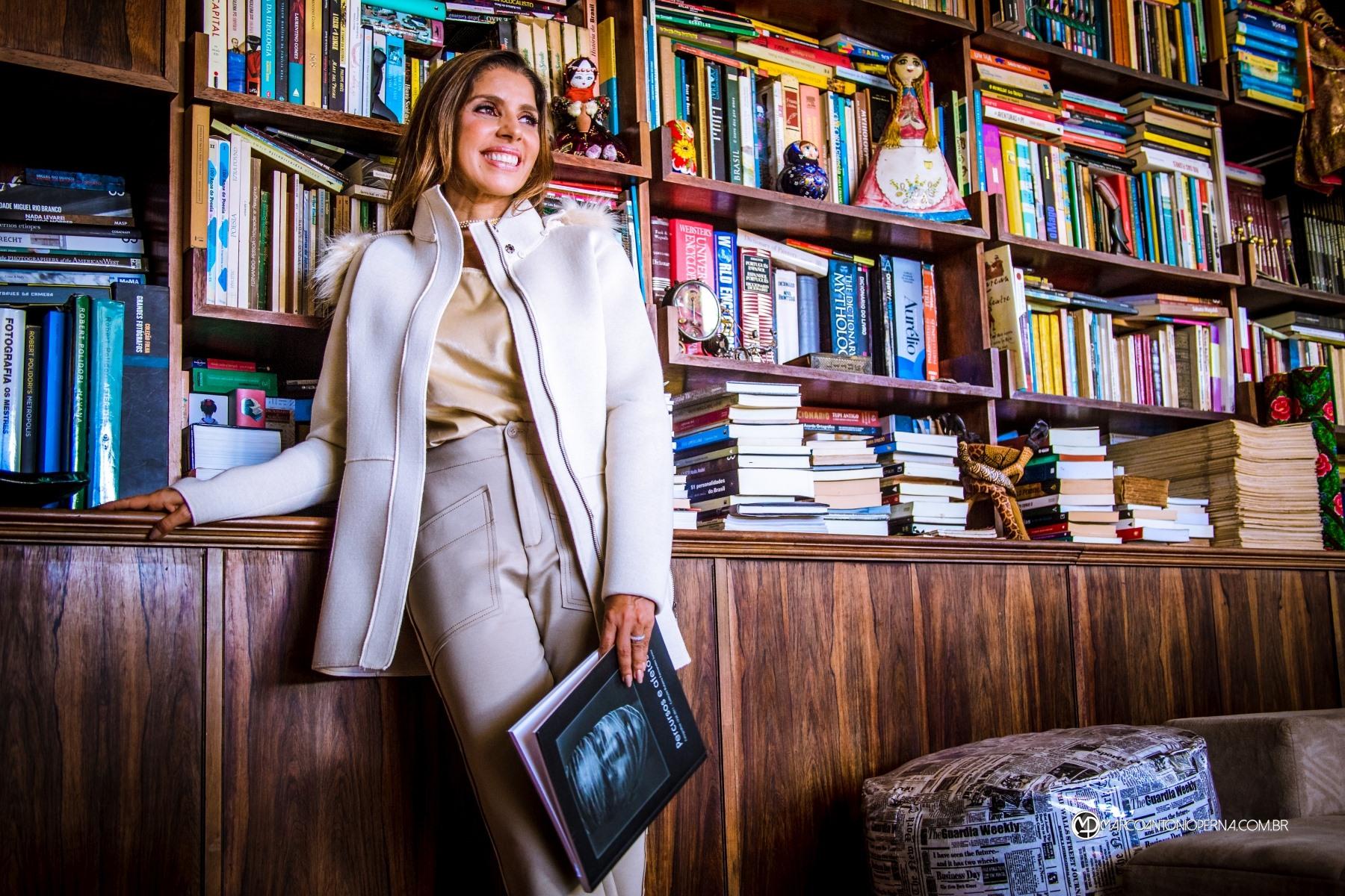 Actress Paula Pereira -