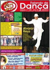 Crônica de costumes, publicada no jornal Falando de Dança...